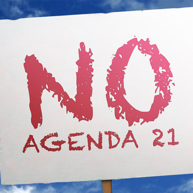 Article 21, not Agenda 21